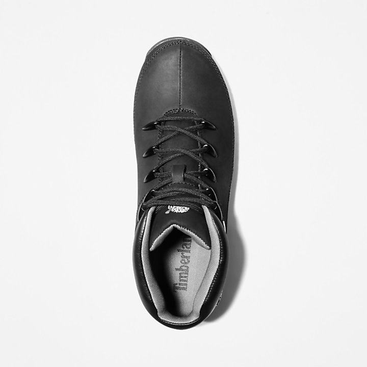 Euro Sprint Mid Hiker for Men in Black-