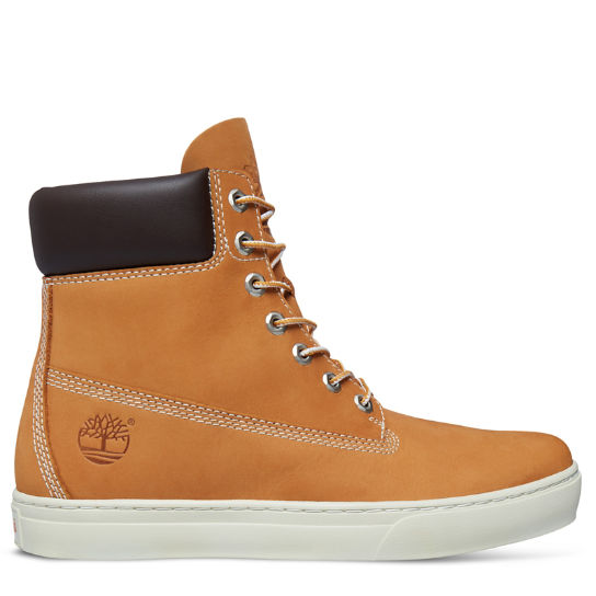 Newmarket 6-Inch Cupsole Boot hombre Amarillo | Timberland