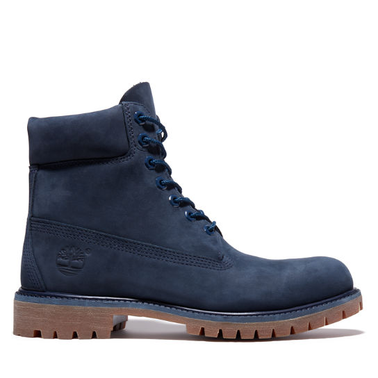 Exclusive 6 Inch Premium Boot for Men in Blue | Timberland