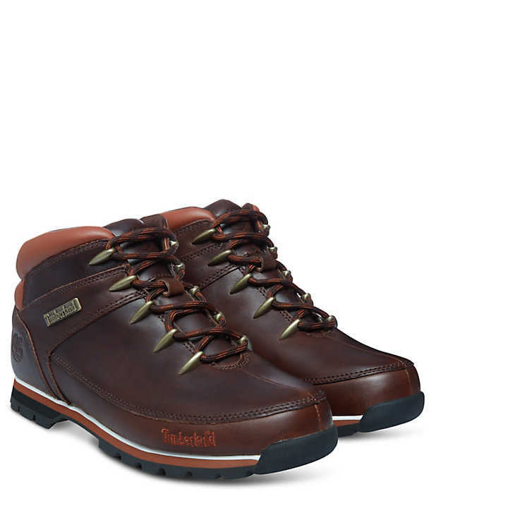 Men's Euro Sprint Hiker Dark Brown-