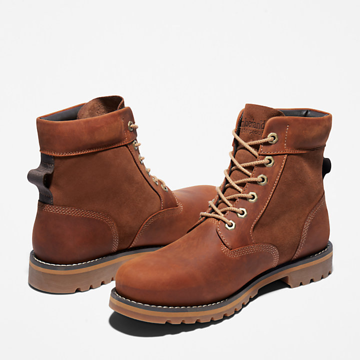Larchmont 6 Inch Boot for Men in Brown-