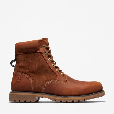 Larchmont+6+Inch+Boot+for+Men+in+Brown