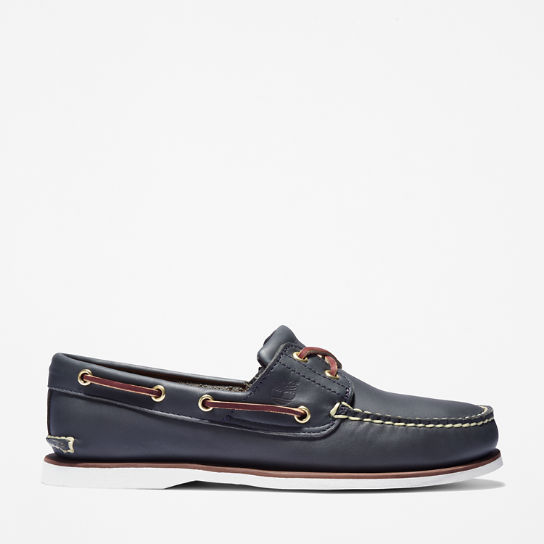 Classic Boat Shoe for Men in Blue | Timberland