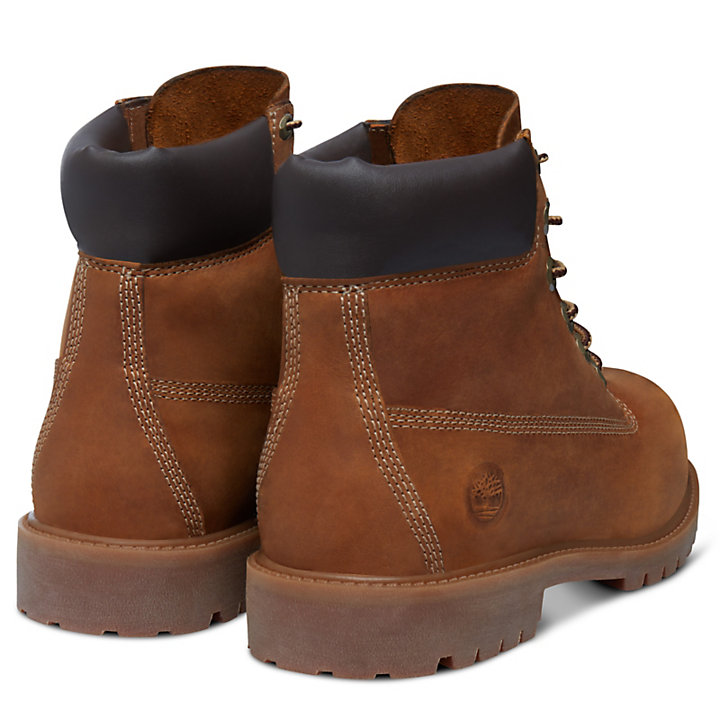 Authentics 6-Inch Stiefel für Kinder in Rostbraun-