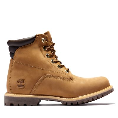 Waterville+6+Inch+Boot+for+Women+in+Yellow