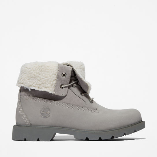 Authentics Fleece Boot for Women in Taupe | Timberland