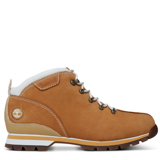Men's Splitrock Hiker Mid Boot Yellow | Timberland