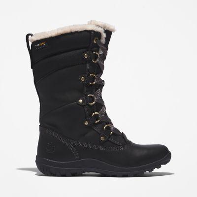 Timberland Mount Hope Winter Boot Femme Noir Noir