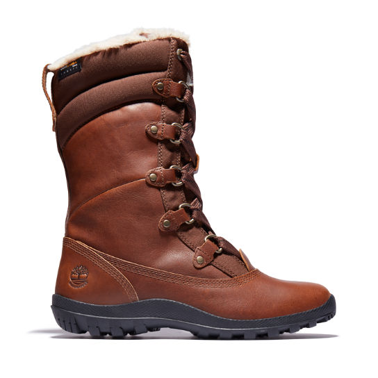 Mount Hope Boot Femme Marron foncé | Timberland