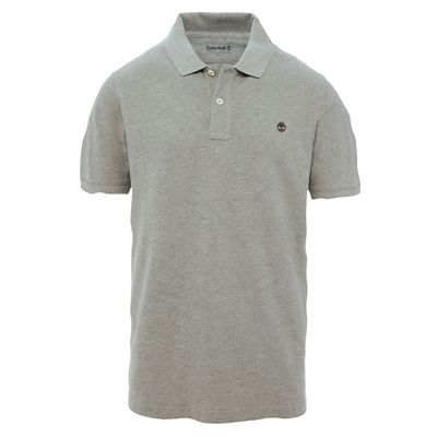 Millers+River+Polo+Shirt+for+Men+in+Grey