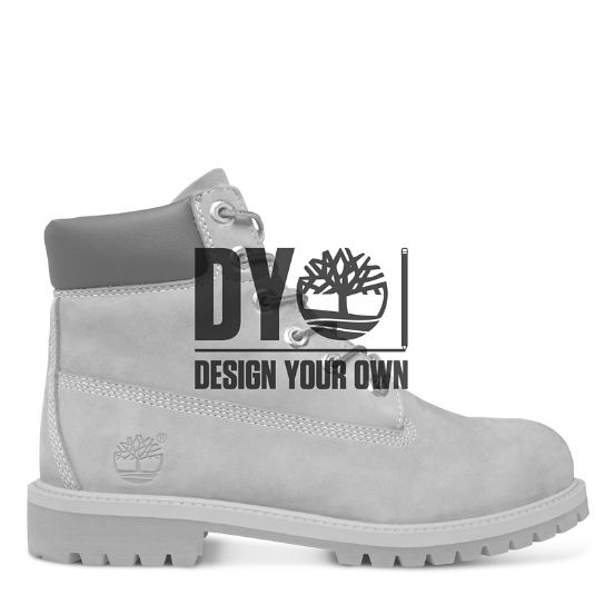Junior Timberland® DYO 6-inch Premium Boot (9 - 13 years) | Timberland