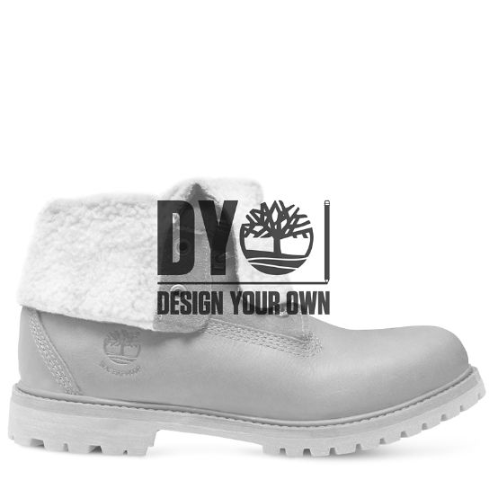 DYO Authentics Teddy Fleece Boot voor Dames | Timberland