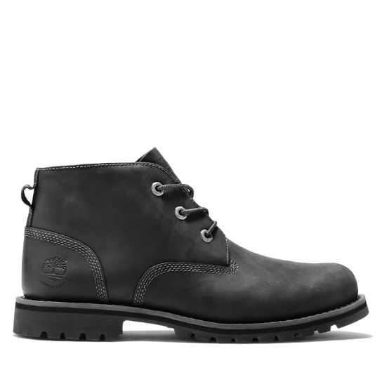 Larchmont Chukka for Men in Black | Timberland