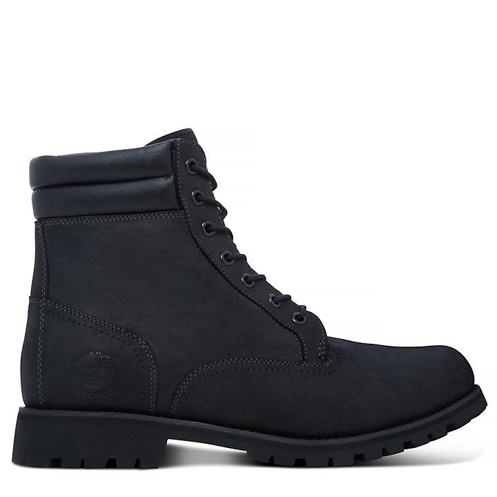 Foraker 6 Inch Boot voor Heren in zwart-