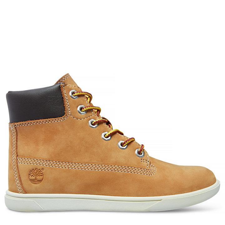 Youth Groveton 6-inch Kids' Boot Yellow-