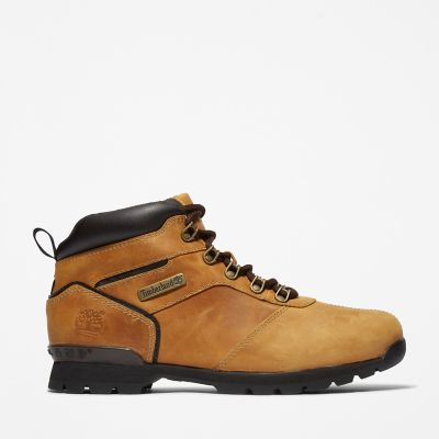 Splitrock+Nubuck+Mid+Hiker+for+Men+in+Light+Brown