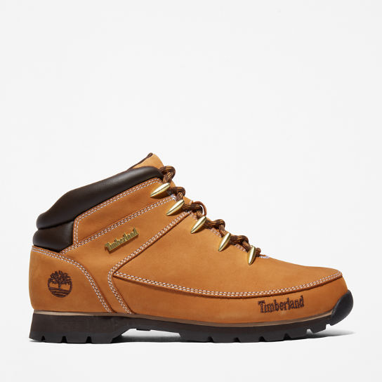 Euro Sprint Hiker for Men in Yellow | Timberland