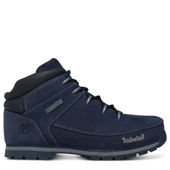 Euro Sprint Hiker Boot for Junior in Navy | Timberland