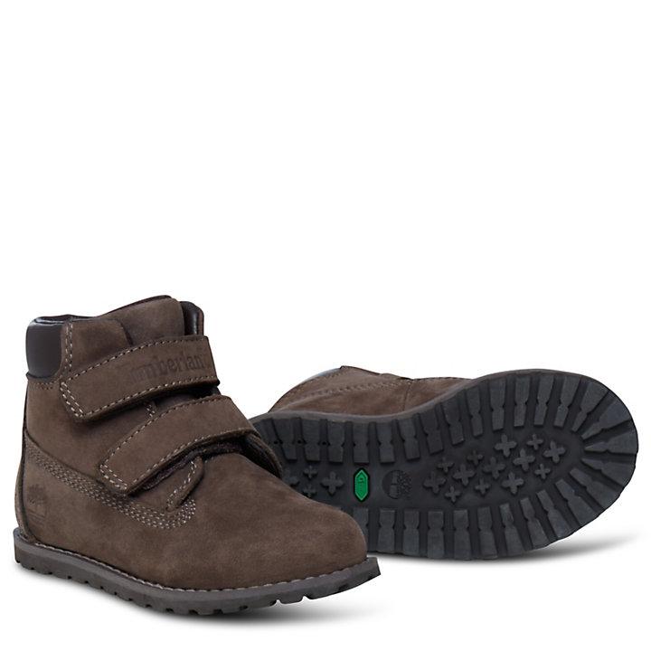6-Inch Boot Pokey Pine pour tout-petit en marron-