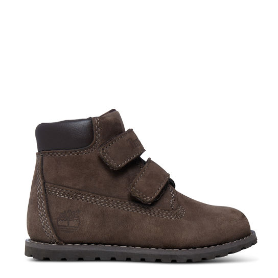 Pokey Pine 6 Inch Boot for Toddler in Brown | Timberland