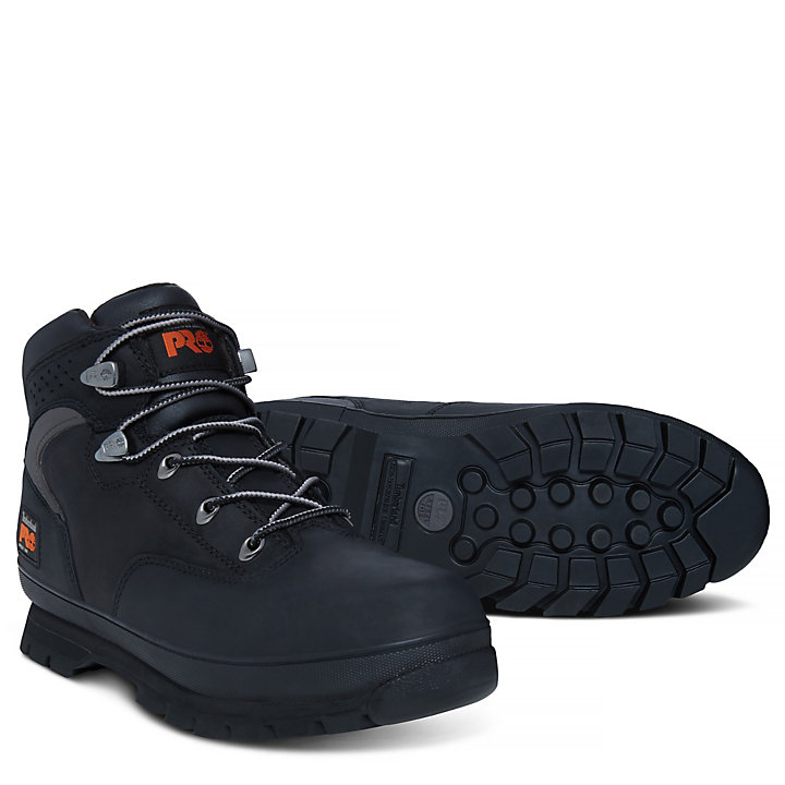 Men's Professional Euro Hiker Black-