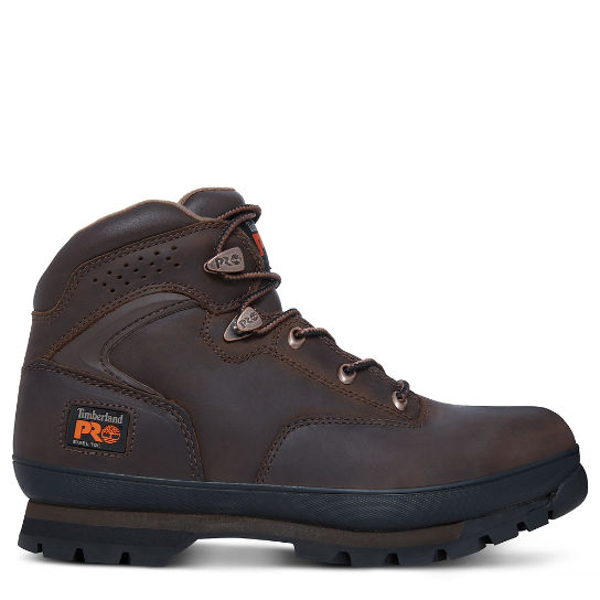 Men's Professional Euro Hiker Brown | Timberland