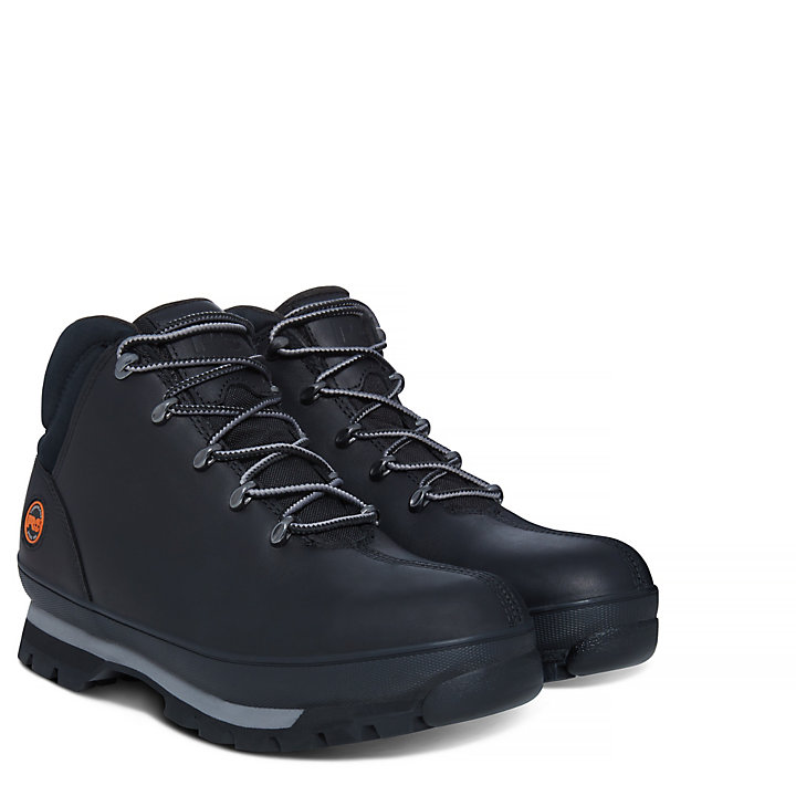 Herren Pro Splitrock Worker Boot Schwarz-