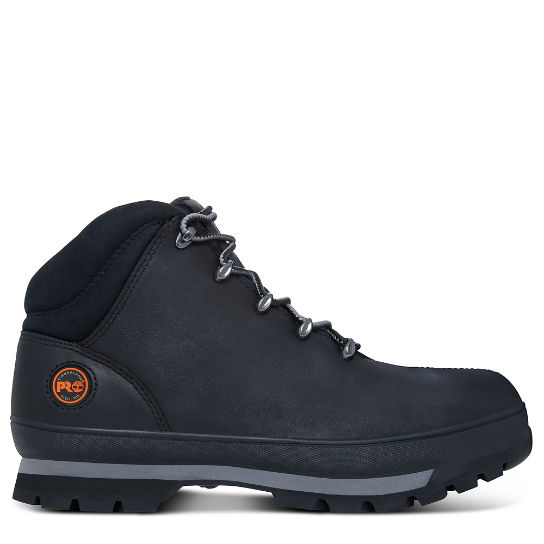 Men's Pro Splitrock Worker Boot Black | Timberland