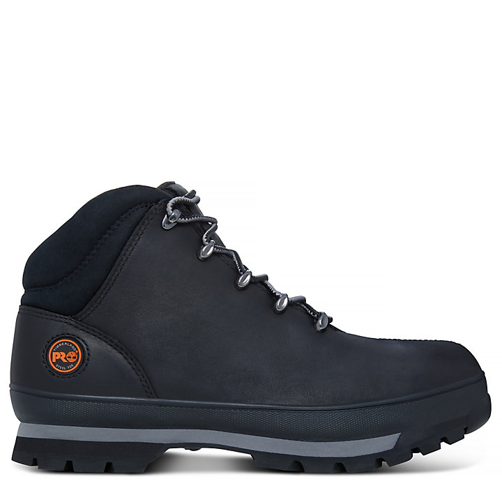 Men's Pro Splitrock Worker Boot Black-