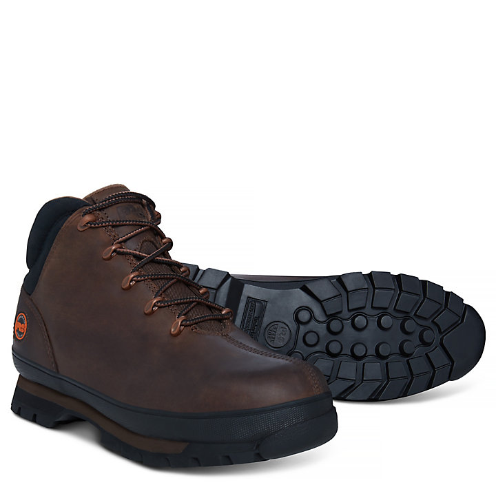 Herren Pro Splitrock Worker Boot Braun-