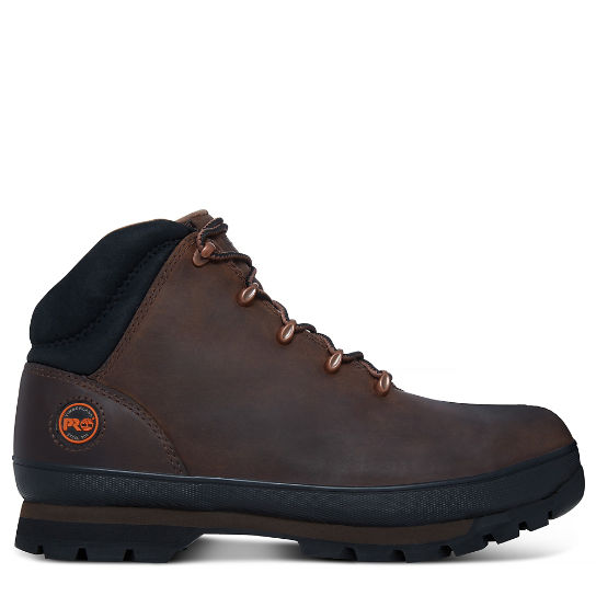 Men's Pro Splitrock Worker Boot Brown | Timberland