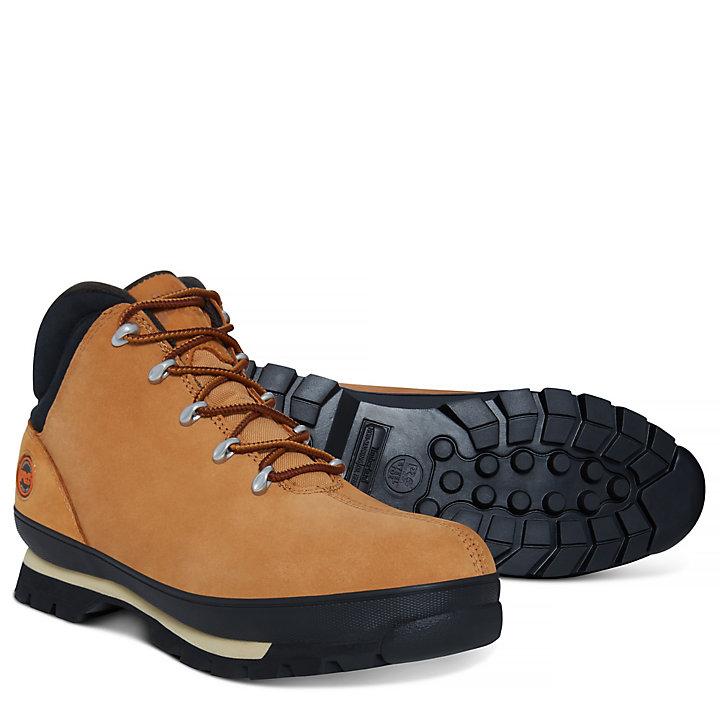 Pro Splitrock Worker Boot Homme jaune-