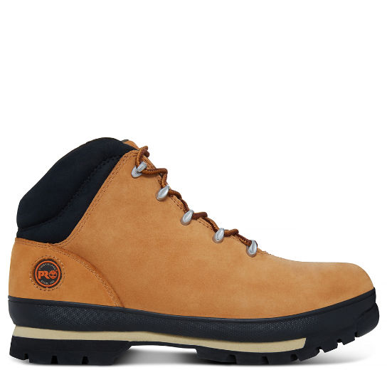 Men's Pro Splitrock Worker Boot Yellow | Timberland