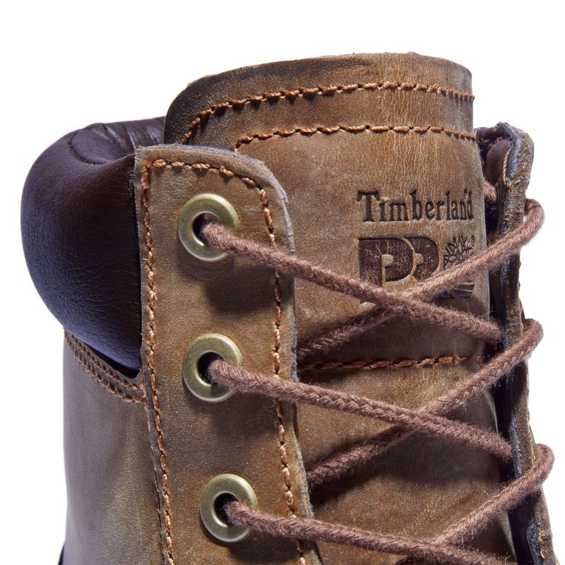 Timberland - pro eagle worker boot gelb - 6