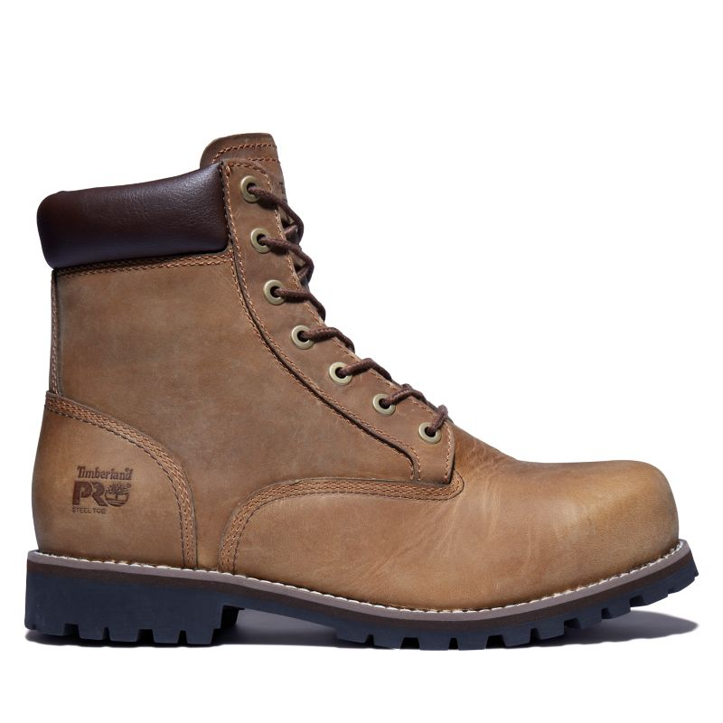 Timberland - pro eagle worker boot gelb - 1
