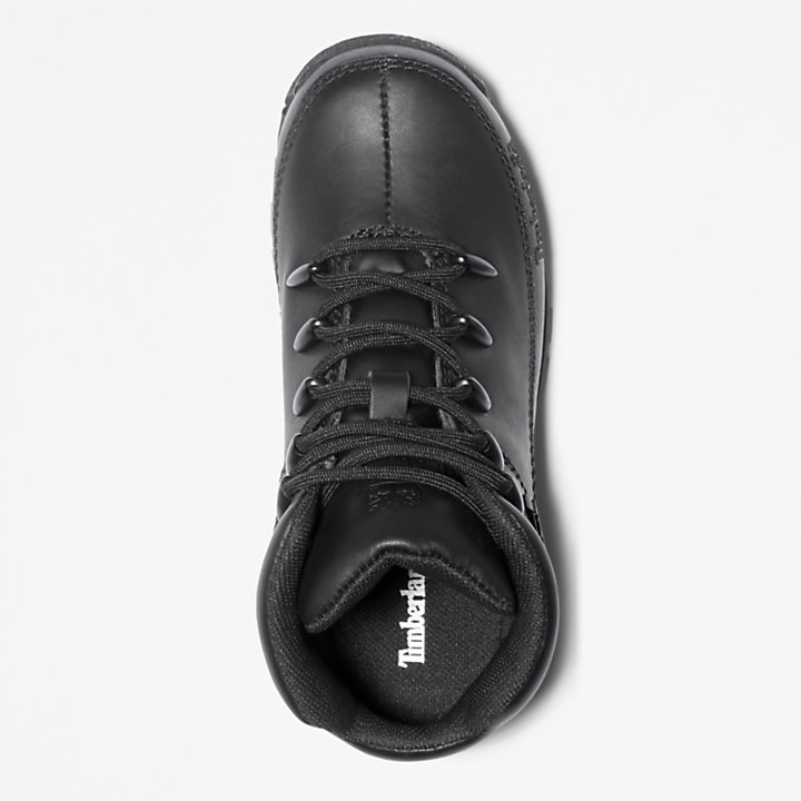 Euro Sprint Hiker for Youth in Black-