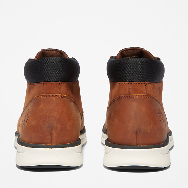 Bradstreet Leather Chukka for Men in Brown-