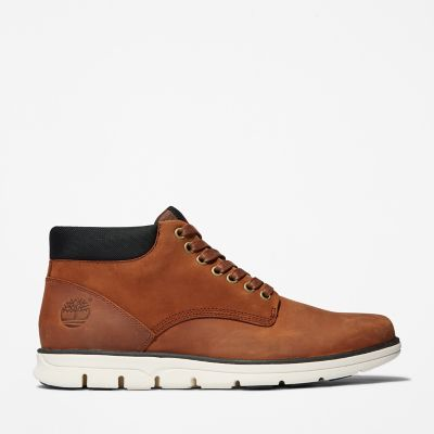Bradstreet+Leather+Chukka+for+Men+in+Brown