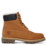 Wheat Nubuck Warm Lined