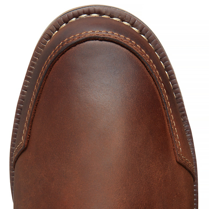 Larchmont Oxford for Men in Brown-