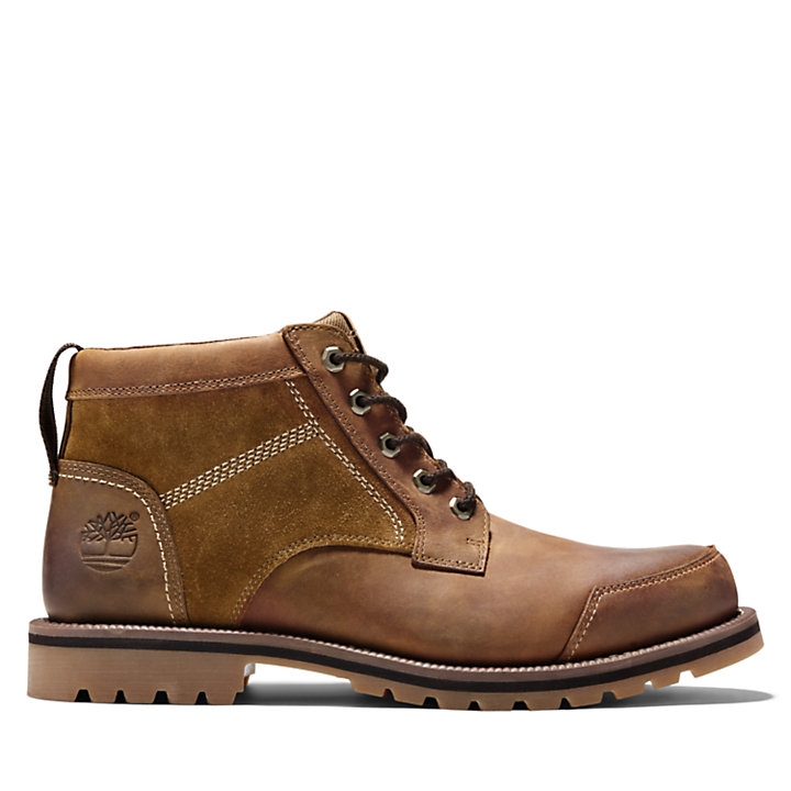 cobre Interprete Comienzo  Larchmont Chukka for Men in Brown | Timberland