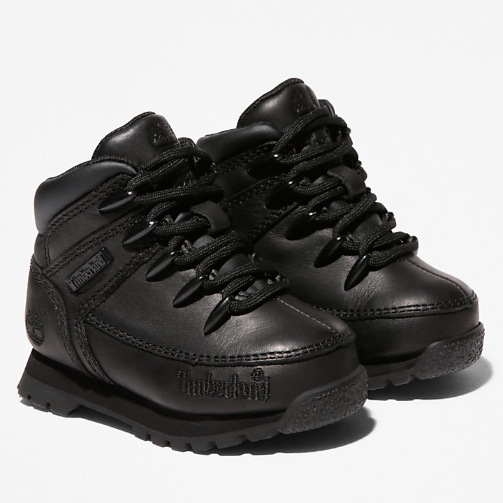 Euro Sprint Hiker for Toddler in Black-