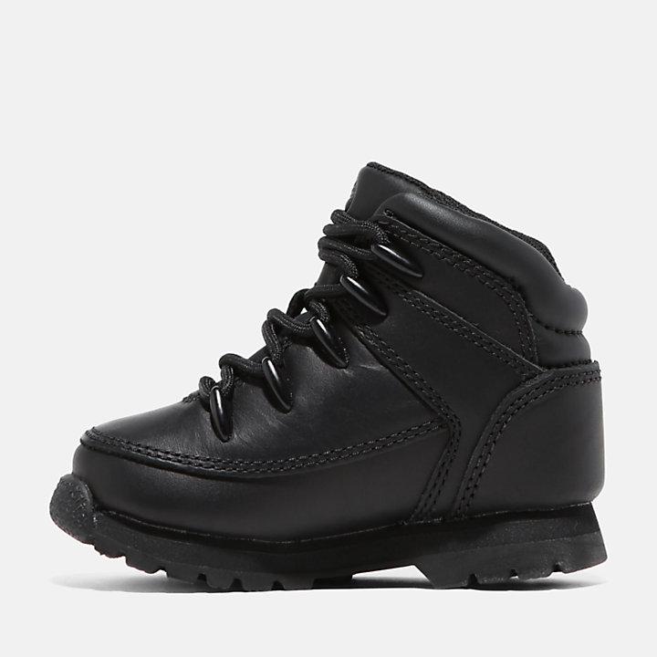 Euro Sprint Hiker voor Peuters in zwart-