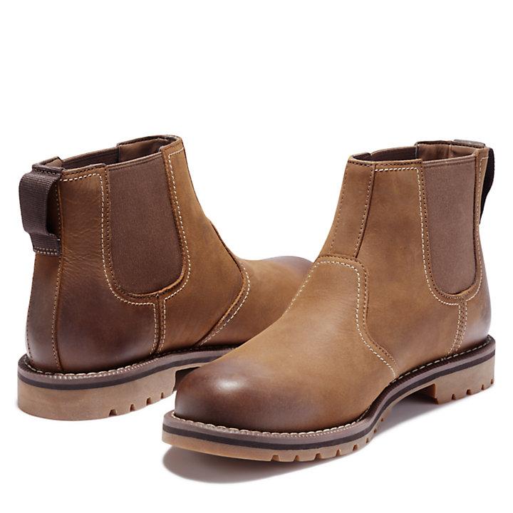 Bota Chelsea Larchmont para Hombre en marrón-