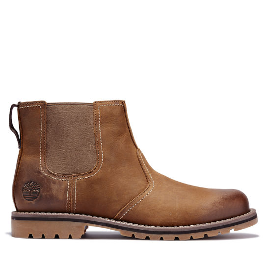 Larchmont Chelsea Boot for Men in Brown | Timberland