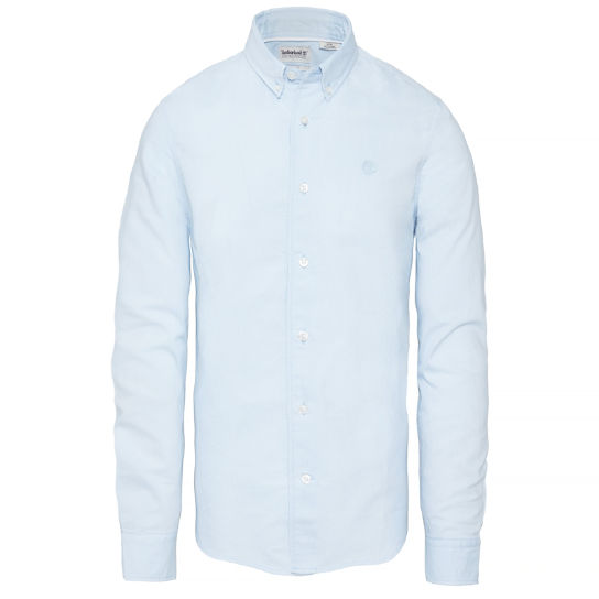 Rattle River Oxford Shirt Homme Bleu ciel | Timberland