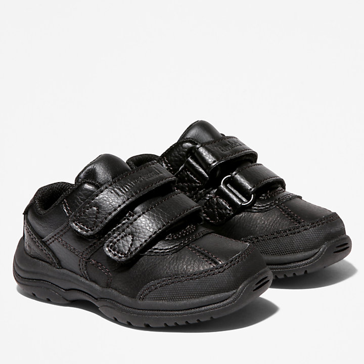 Woodman Park Oxford for Toddlers in Black-
