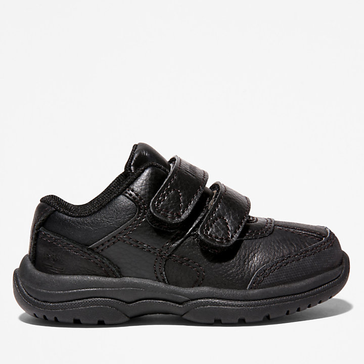 Woodland Park Sneaker for Toddler in Black-