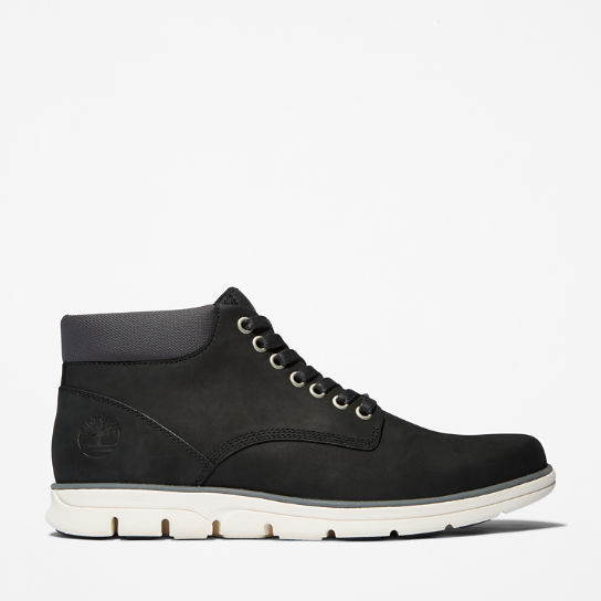 Bradstreet Leather Chukka for Men in Black | Timberland