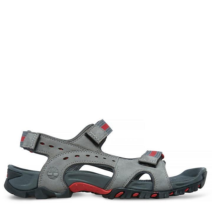 Timberland wakeby Sandales Homme Noir Chaussures en